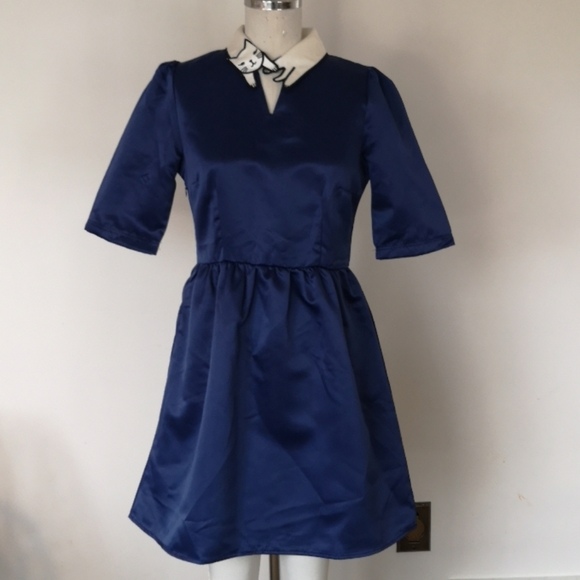 🏷️Cat collar Dress